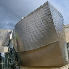 Gehry's Guggenheim in Bilbao - an impossible building and a work of incomparable genius