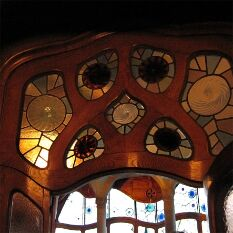 Gaudi's Casa Batlo - the most obsessively detailed, most beautiful interiors ever built